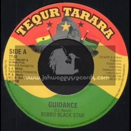 "Tequr Tarara-7""-Guidance / Bobbo Black Star"
