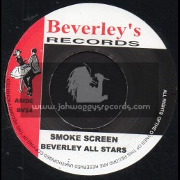 "Beverleys Records-7""-Smoke Screen / Beverleys All Stars + Sly Mongoose / Baba Brooks"