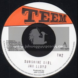"Teem Label-7""-Sunshine Girl / Jah Lloyd"