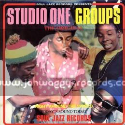 Soul Jazz Records-Double Lp-The Original Studio One Groups / Various Artist