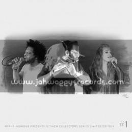 "Nyahbinghi Dub-12""-Dont Go Their Way / Prince Jamo + The Truth / Koko Vega + Flute Cut / Don Fe"