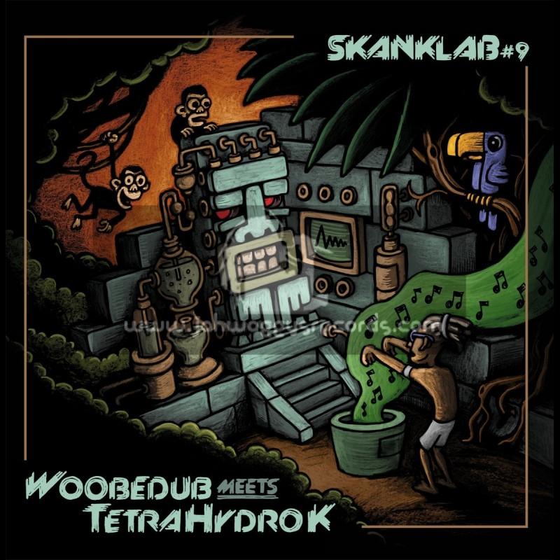 "Skank Lab 9-12""-Woobebub Meets Tetra Hydro K"