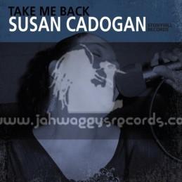 Jump Up Records-Lp-Take Me Back / Susan Cadogan