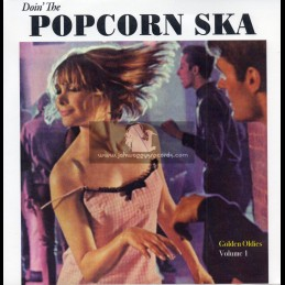 "Discotheque Records-7""-Doin The Popcorn Ska - Golden Oldies Volume 1"