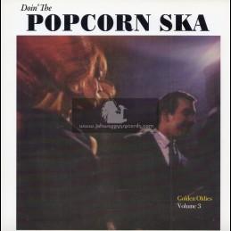 "Discotheque Records-7""-Doin The Popcorn Ska - Golden Oldies Volume 3"