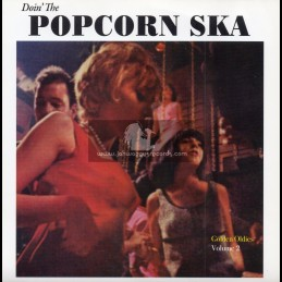 "Discotheque Records-7""-Doin The Popcorn Ska - Golden Oldies Volume 2"