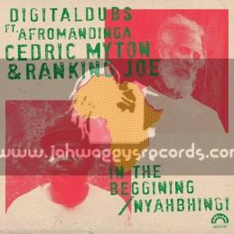 "Muzamba Records-12""-In The Beggining / Cedric Myton + Nyahbhingi / Ranking Joe"