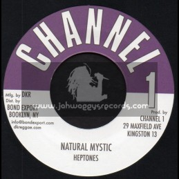 "Channel 1-7""-Natural Mystic / Heptones + Dubplate Mix"