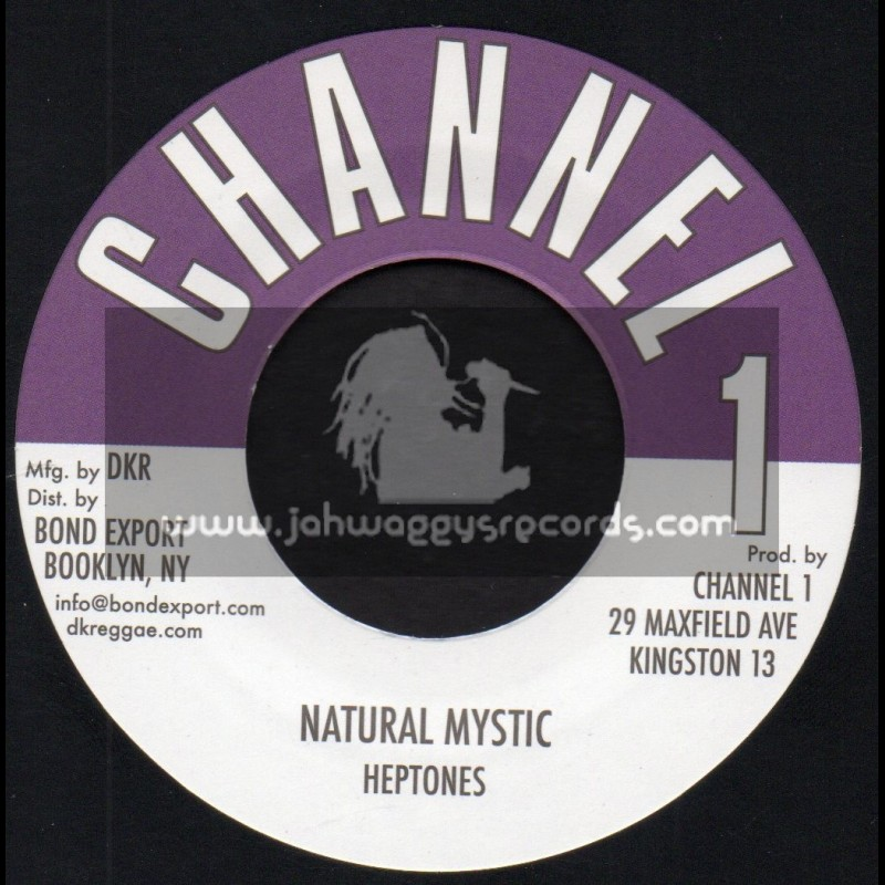 """Channel 1-7""""-Natural Mystic / Heptones + Dubplate Mix"""