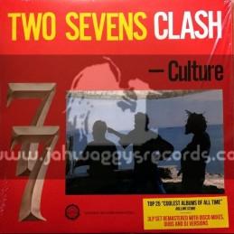 Vp Records--Tripple Lp-Two Sevens Clash / Culture