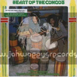 Vp Records--Tripple Lp-Heart Of The Congos / The Congos (40th Anniversary Edition)