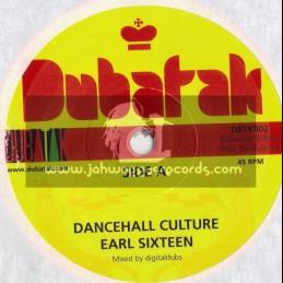 "DUBATAK-7""-(BRAZIL)DANCHALL CULTURE / EARL SIXTEEN"