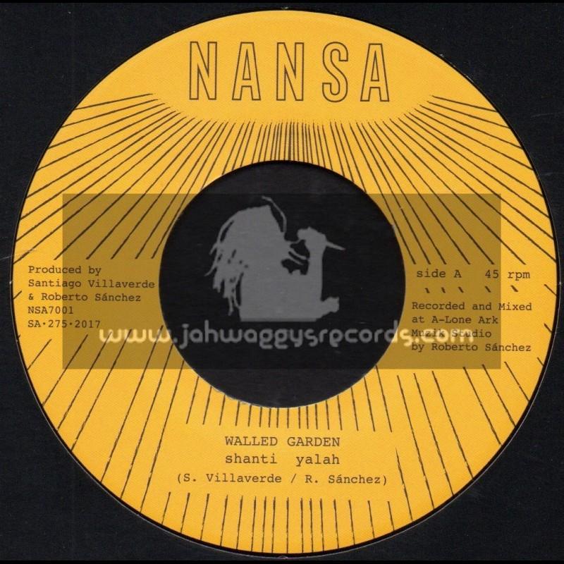"Nansa-7""-Walled Garden / Shanti Yalah"