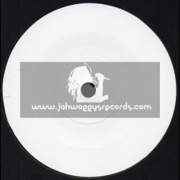 """Partial Records-7""""-Test Press-Insurrection / Jah Scoop"""