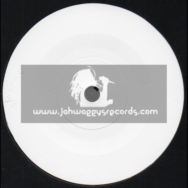 "Partial Records-7""-Test Press-Serengeti / G.T. Moore"