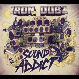 Iron Dubz-CD-Sound Addict / Sound Addict - Various Artist - Vocal And Dubwise Showcase