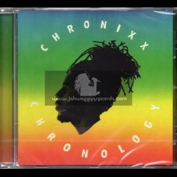 Soul Circle Music-CD-Chronology / Chronixx