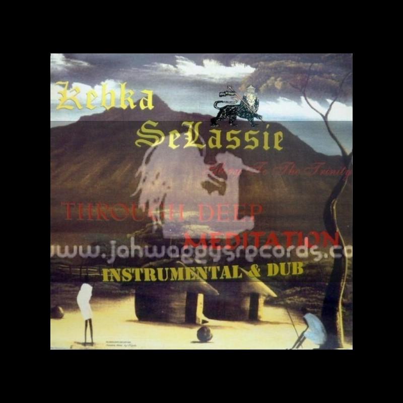 Lion Inc.-Lp-Through Deep Meditation / Kebra Selassie