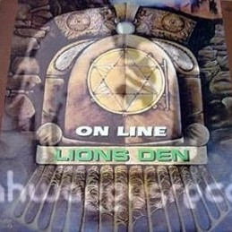 Roots Records-Lp-Lions Den - Online / C. Griffith