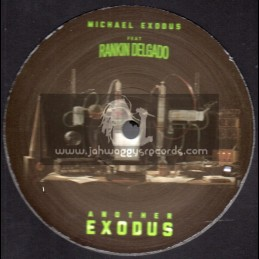 "Dub O Matic-12""-Another Exodus / Michael Exodus Feat. Ranking Delgado"