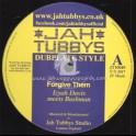 """Jah Tubbys-10""""-Forgive Them / Izyah Davis Meets Bushman + Horns From The Hills / Ashanti Selah Meets Bushman"""