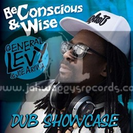 Ariwa-Lp-Be Conscious And Wise / General Levy And Joe Ariwa - Dub Showcase