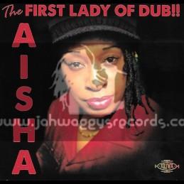Ariwa-Lp-The First Lady Of Dub / Aisha