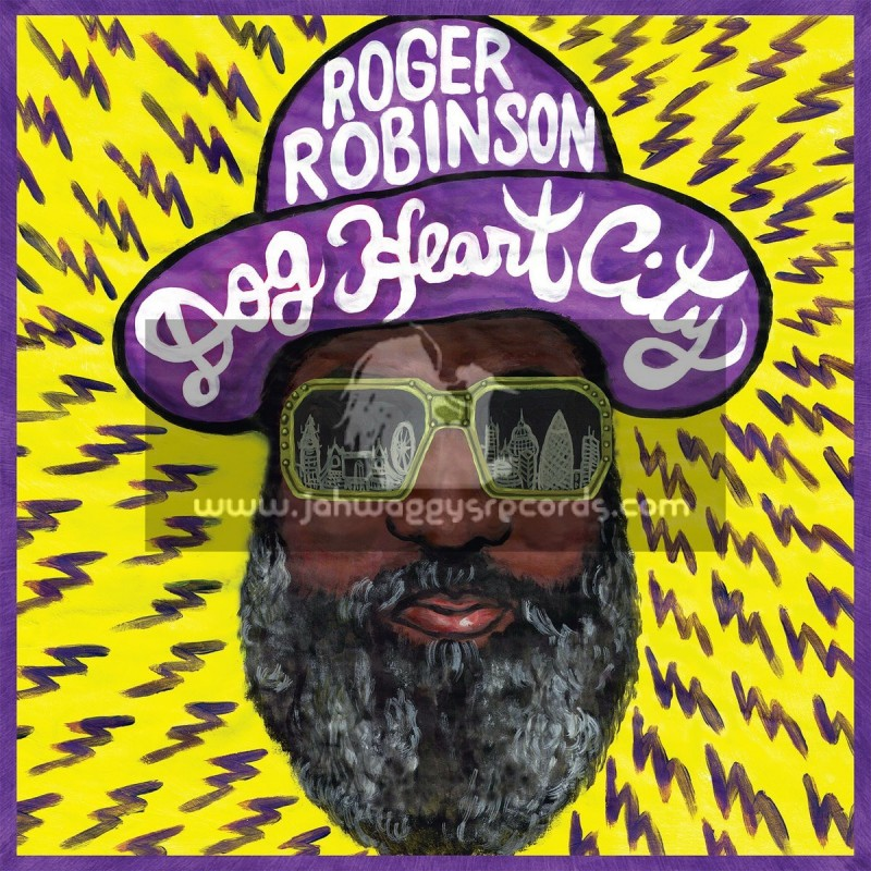 Jahtari-Lp-Dog Heart City / Roger Robinson