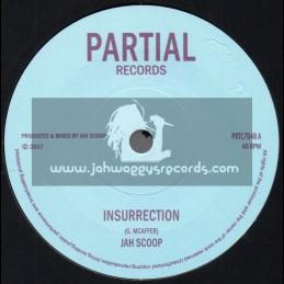 "Partial Records-7""-Insurrection / Jah Scoop"