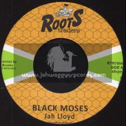 "Roots Traders-7""-Black Moses / Jah Lloyd"