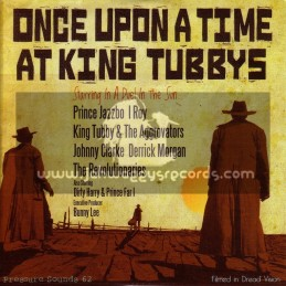 Pressure Sounds-Lp-Once Upon A Time At King Tubbys / Various Artists