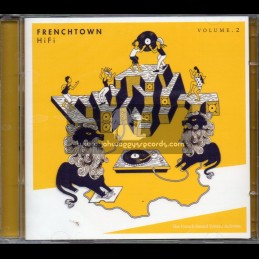 Frenchtown Records-CD-Frenchtown HiFi Vol 2 / Various Artists