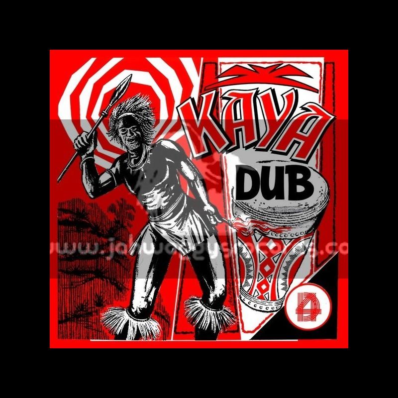 Jah Life-Lp-Kaya Dub