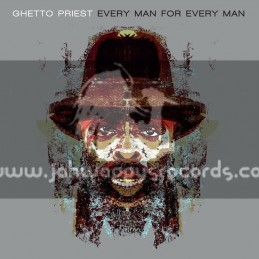 Ramrock-Lp-Every Man For Every Man / Ghetto Priest