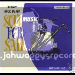 Treasure Isle-Lp-Soul Music For Sale / Various Asrtist