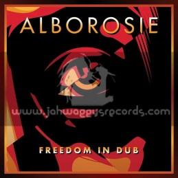 Greensleeves-Lp-Alborisie / Freedom In Dub