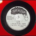 "SIP A CUP-10""-THESE ARE THE DAYS / TENA STELIN + CONDELLA DUB"
