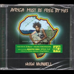 Greensleeves-Vp-CD-Africa Must Be Free By 1983 / Hugh Mundell - Vocal And Dubwise Showcase