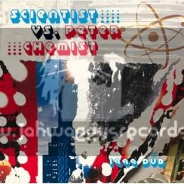Patate Records-Lp-Scientist vs Peter Chemist / 1999 Dub