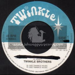 """Twinkle-7""""-World Dominion / Twinkle Brothers"""